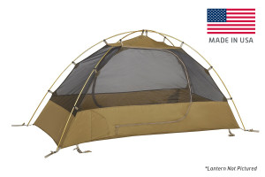 2 Man Field Tent With Lantern