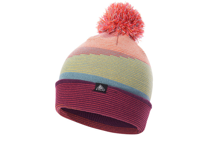 Kelty Boulder Beanie in multiple bright colors