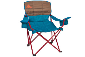 Kelty Deluxe Lounge Chair, Deep Lake