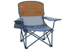Kelty Mesh Lowdown Chair, Tapestry, front view