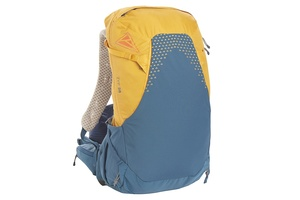 Kelty Zyp 28 backpack, Sunflower, front view