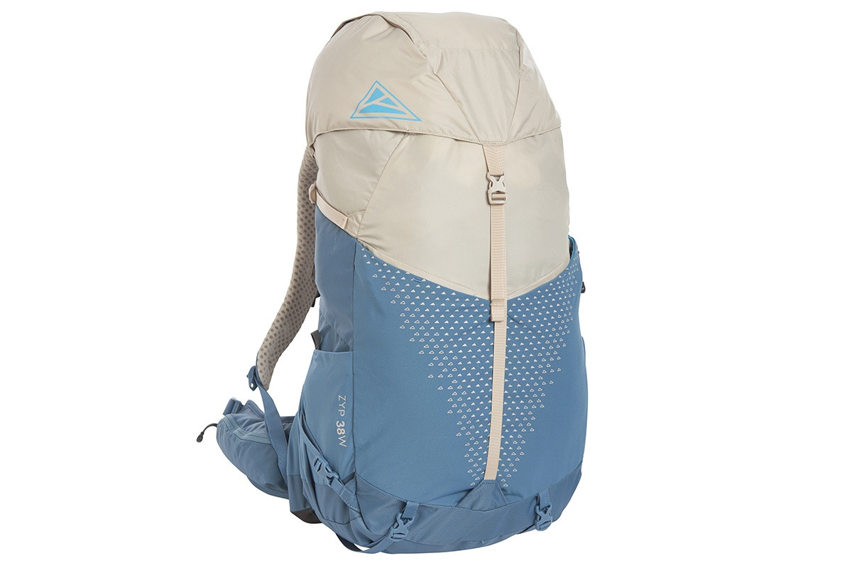 Kelty Women's Zyp 38, Sand, front view