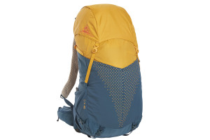 Kelty Zyp 48 backpack, Sunflower, front view