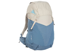 Kelty Women's Zyp 48 backpack, sand, front view