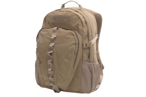 Kelty Peregrine 1800 backpack, Coyote Brown, front view