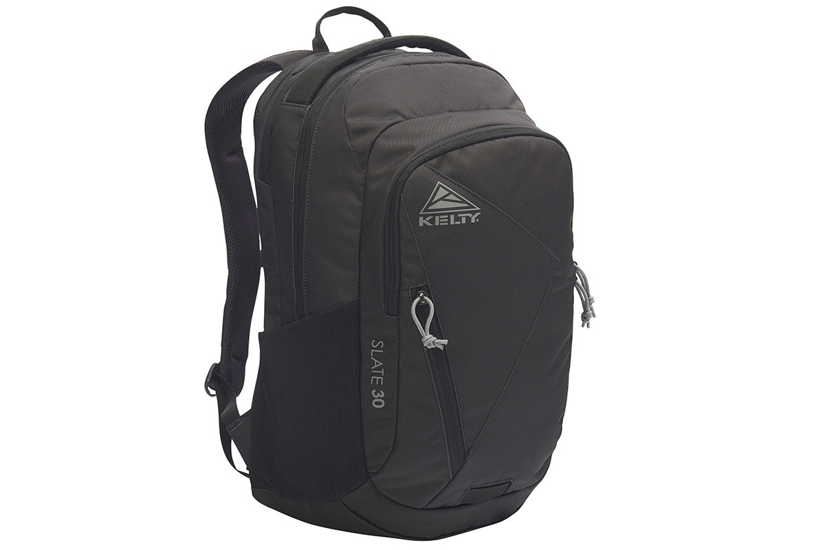 Kelty Slate 30 Daypack, Black, front view