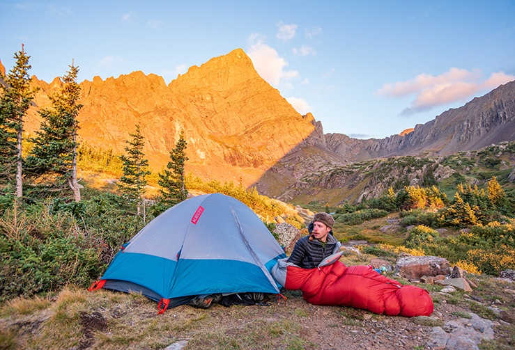 Kelty Camping Gear: Backpacks, Sleeping Bags and Tents