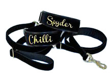"1"" Swiss Velvet/Elite Ribbon Lead"