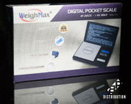 1kg Capacity Digital Pocket Scale Weighmax