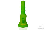 Waxmaid Pagoda Silicone Water Pipe Glow In The Dark