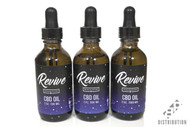 Revive 2 oz Oil Tinctures