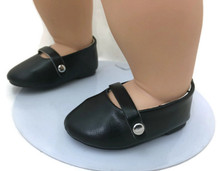 Dress Shoe Flats-Black