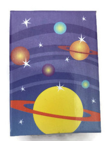 Mini Deck of Playing Cards-Planets