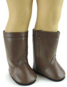 High Riding Boots-Brown