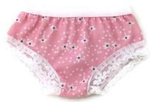 Panty-Pink Print