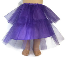 Tutu Skirt-Purple