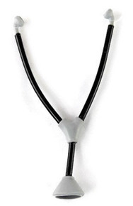 Medical Stethoscope-Black for Wellie Wishers Dolls