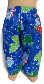 Pants-Winter Mitten Print