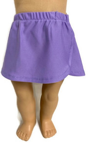 Wrap Around Skirt-Lavender