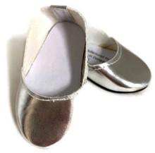 Princess Shoes-Silver
