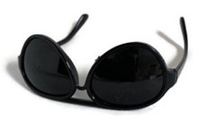 Aviator Sunglasses-Black