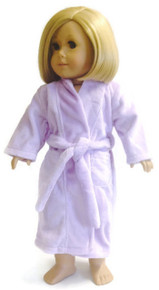 Bathrobe-Lavender