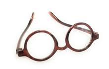 6 Brown Tortoise Rimmed Glasses