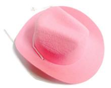 3 Cowboy Hats-Pink