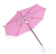3 Umbrellas-Pink
