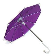 3 Umbrellas-Purple
