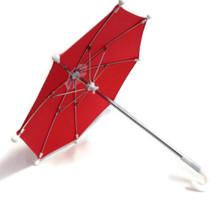 3 Umbrellas-Red