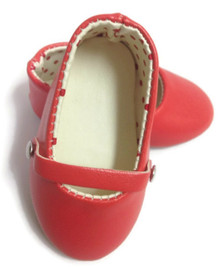 3 pair of Flats-Red