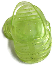 3 pair of Jellies-Green