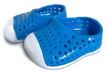 3 pair of Earth Shoes-Blue