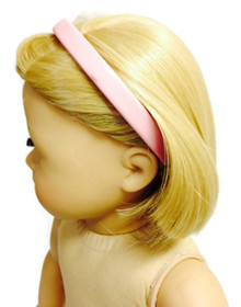 6 Headbands-Pink