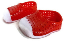 3 pair of Earth Shoes-Red