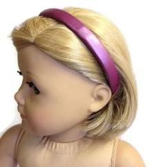 6 of Headband-Lavender