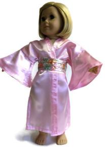 3 of Kimono-Geisha-Pink