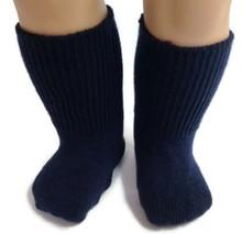 6 of Knit Sport Socks-Navy