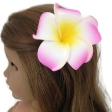 6 of Hawaiian Hair Clip-Pink
