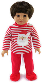 Santa 2 piece Pajamas