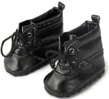 Hiking Boots-Black