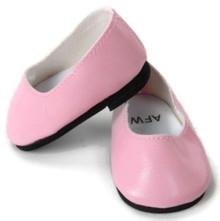Slip On Dress Shoes-Pink