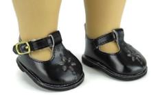 Mary Jane Shoes-Black