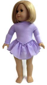 Lavender Skating Dress