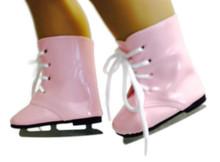Ice Skates-Pink