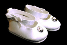 Communion/Wedding Shoes-Rhinestones