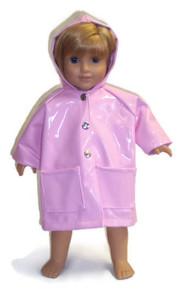 Raincoat-Pink