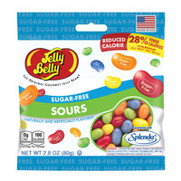 Sugar Free - Sour Flavors - Jelly Belly
