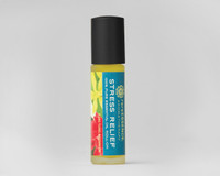 Stress Less Roll-On Essential Oil Blend